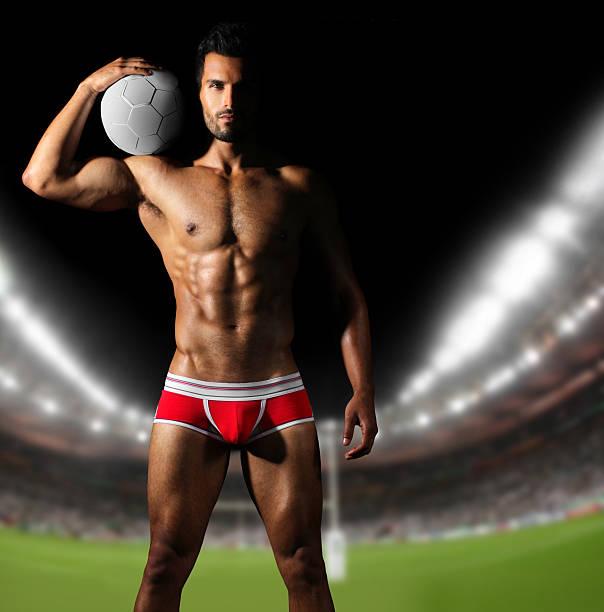 nude photos football players