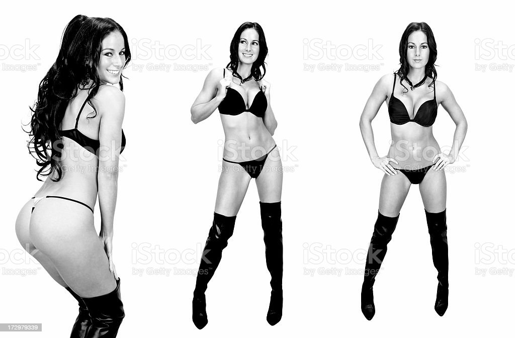 Sexy Babe Royalty Free Stock Photo