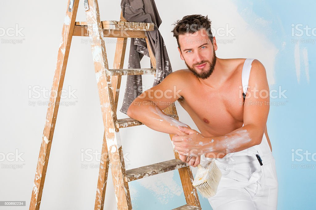 Painter of the naked
