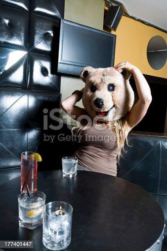 istock Sexy Bear 177401447