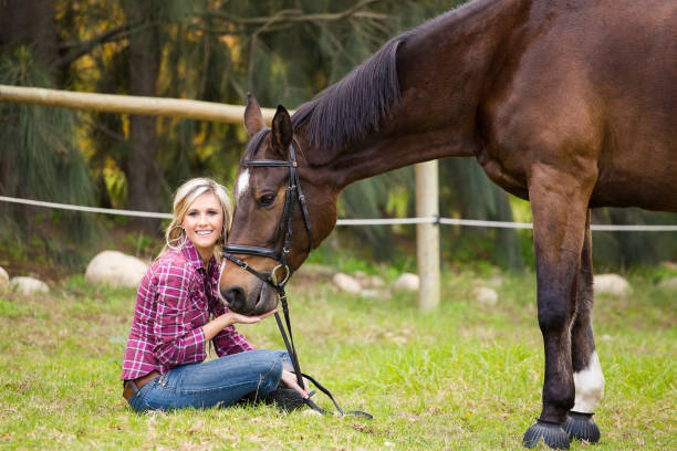 Best Sexy Girl Horse Stock Photos, Pictures & Royalty-Free