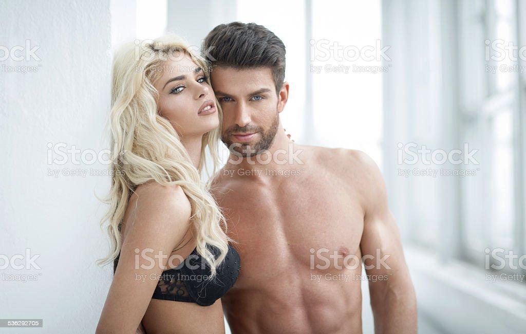 sexy Bilder von Ehemann und Ehefrau