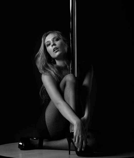 Top Naked Pole Dancer Stock Photos, Pictures And Images - Istock-1614