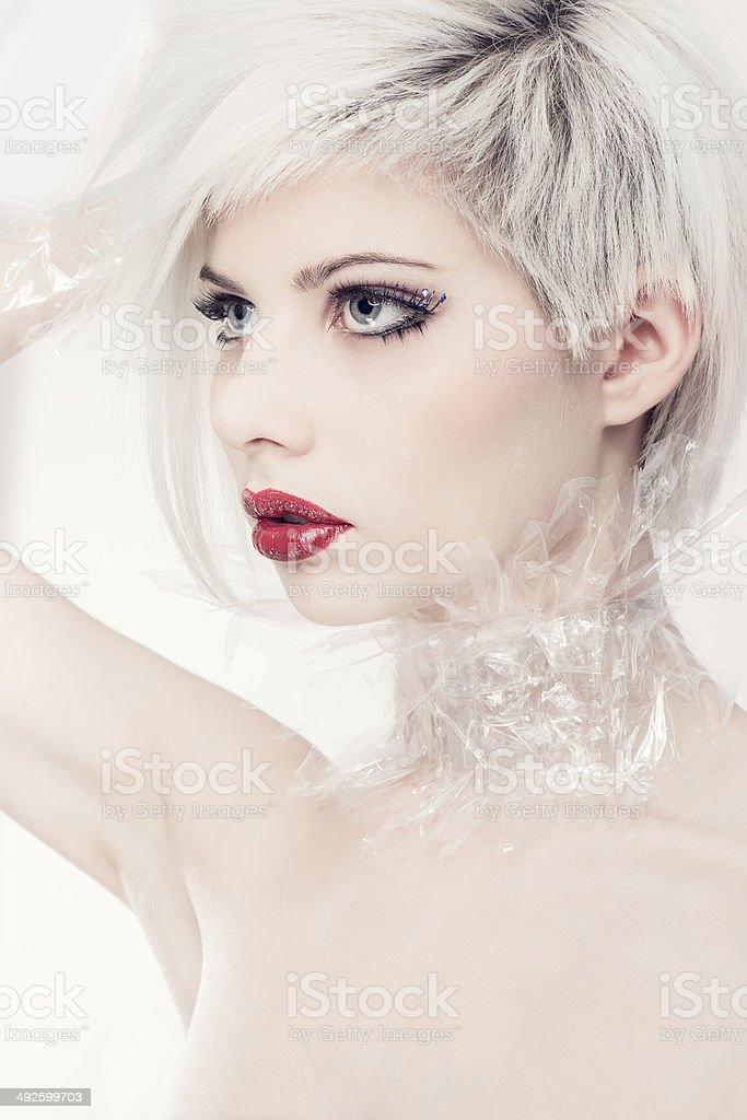 sexy nackte blonde frauen modelle