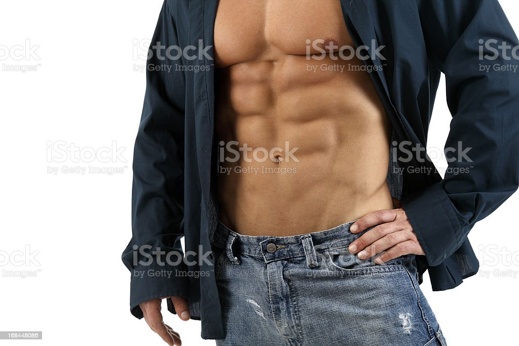 Sexy body royalty-free stock photo