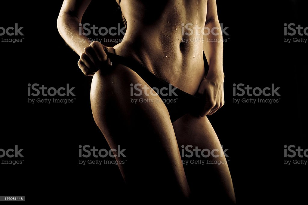 Sexy Body stock photo