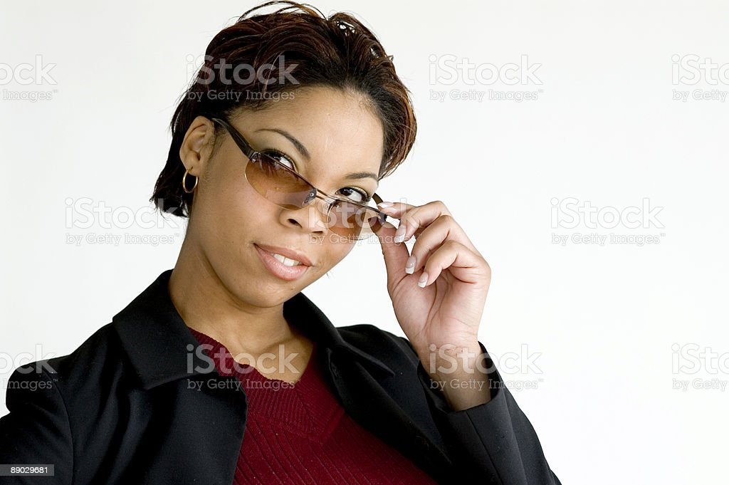 Sexy Business Woman 1 stock photo