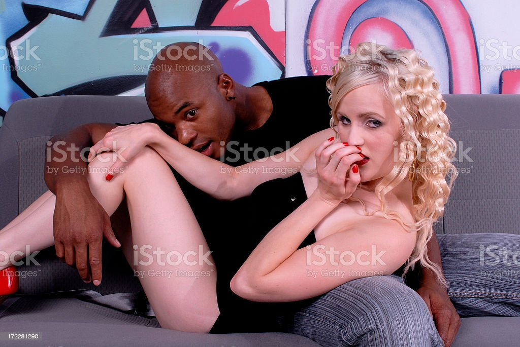 Sexy Couple stock photo