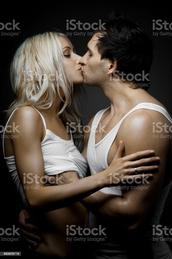 Sexy cupal image