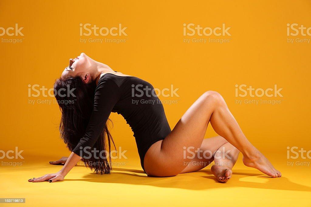 Сексуальный танцевальный номер
