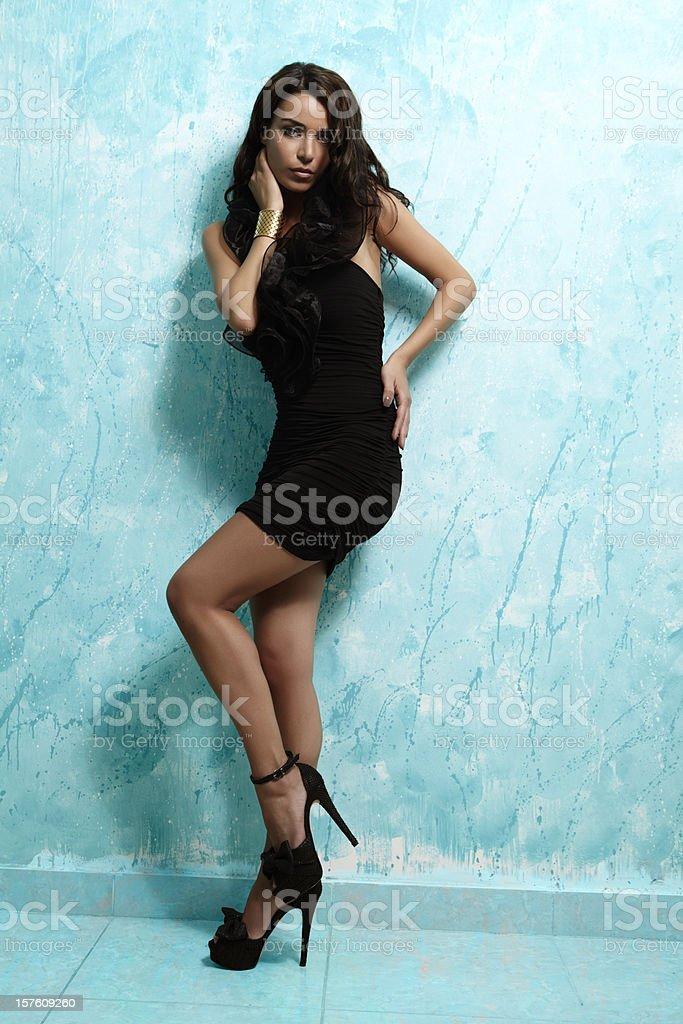 sexy doll royalty-free stock photo