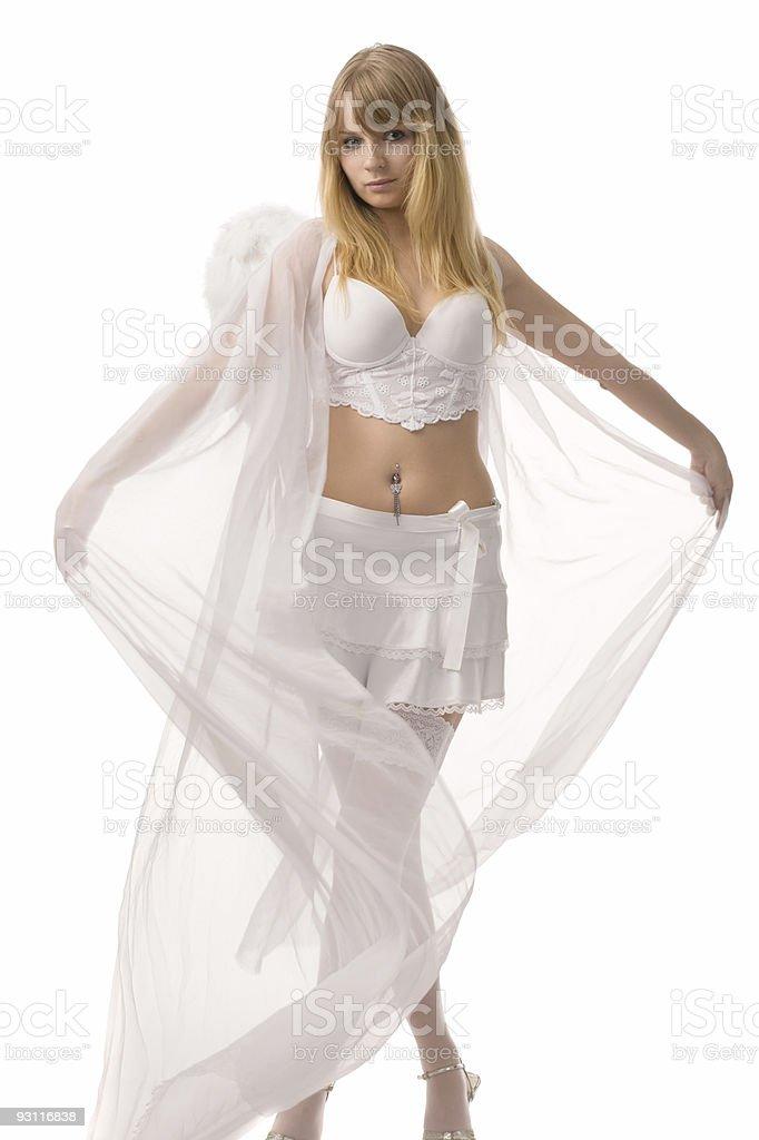 sexy fairy royalty-free stock photo