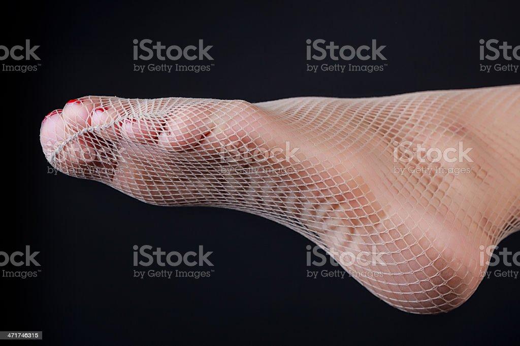 Sexy Feet Royalty Free Stock Photo