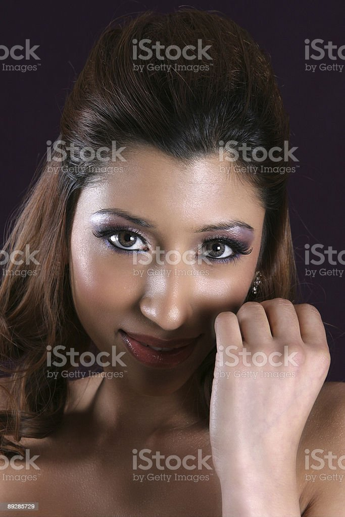 sexy female royalty-free stock photo