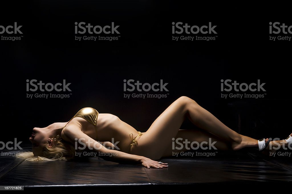 sexy girl royalty-free stock photo