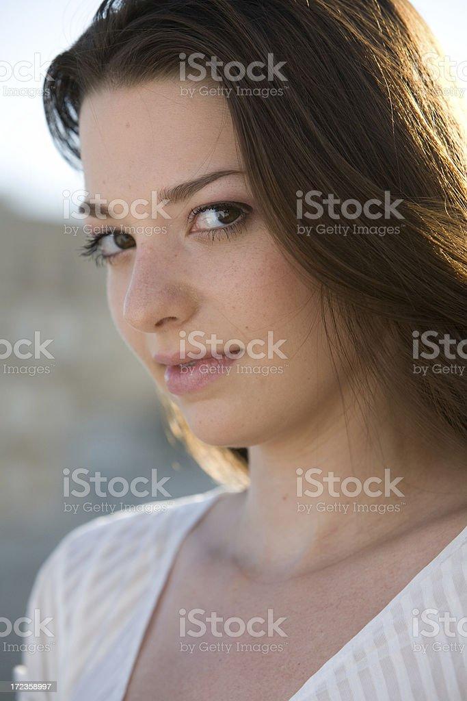 Sexy chica foto de stock libre de derechos