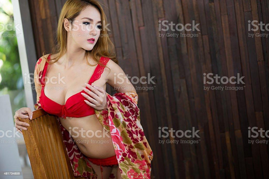 Sexy Mädchen – Foto