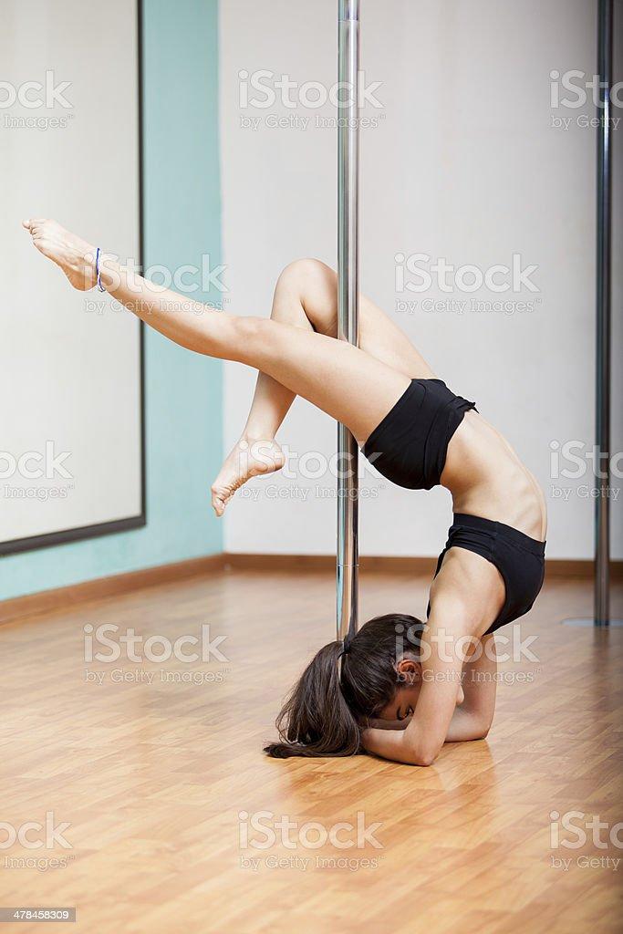 Sexy girl pole — img 8