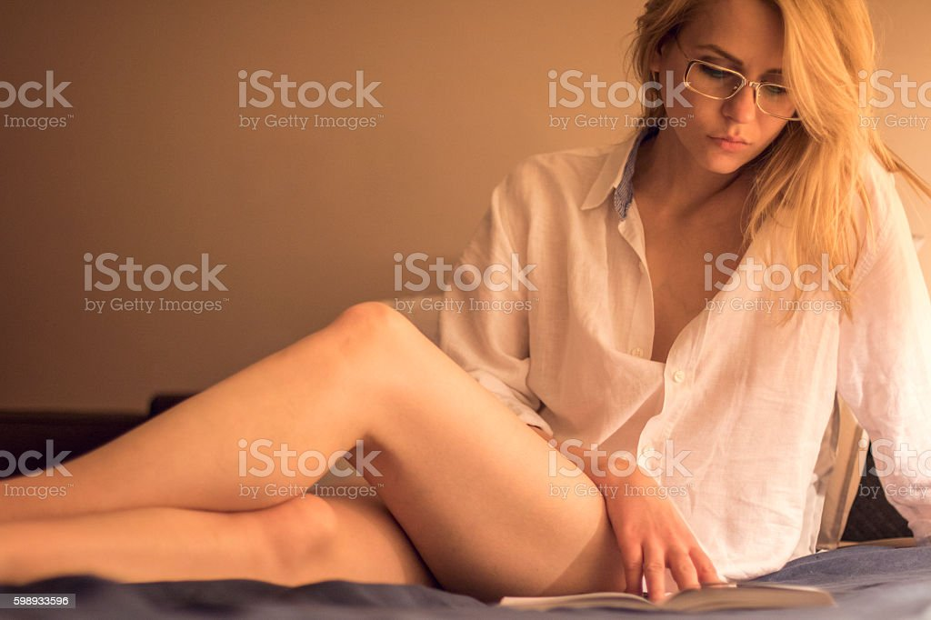 sexy girl in night