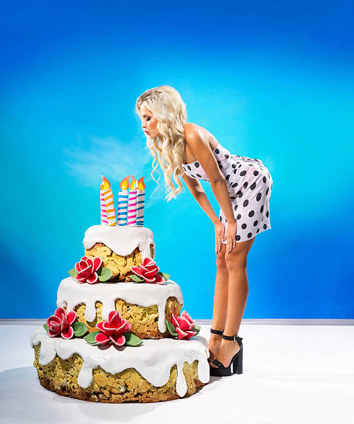 Royalty Free Sexy Birthday Pictures, Images and Stock