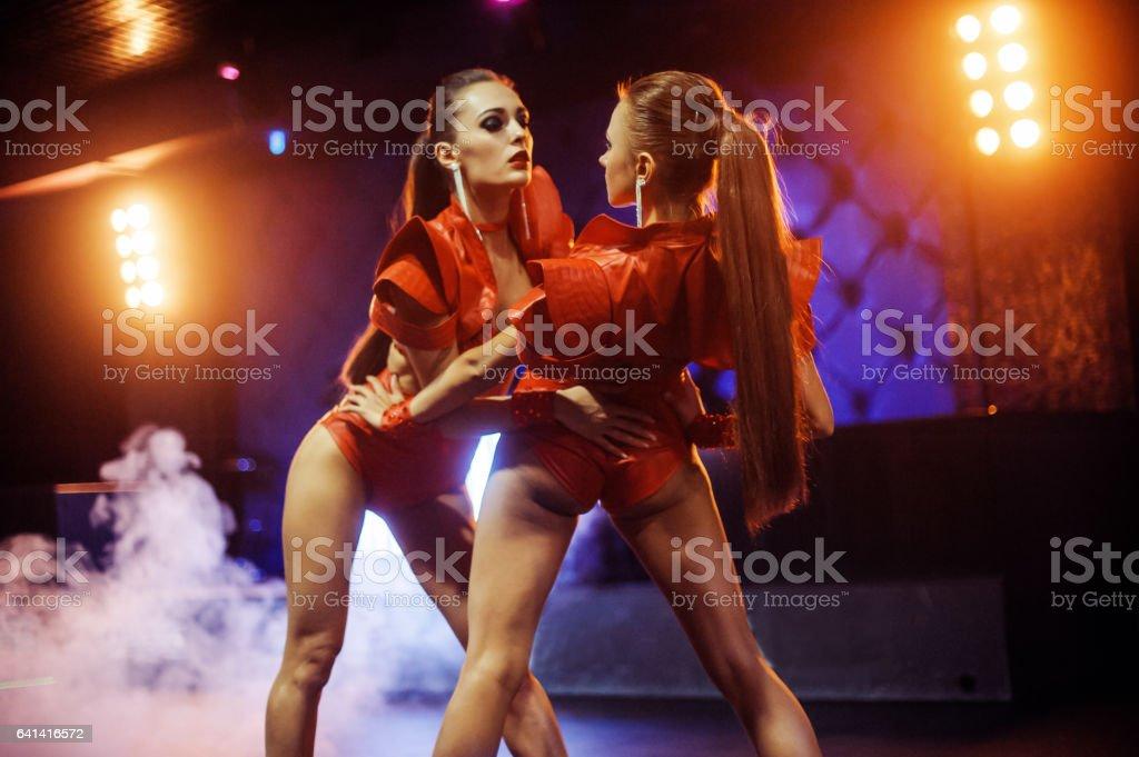 Chicas Sexy En El Club Foto De Stock Y Más Banco De Imágenes