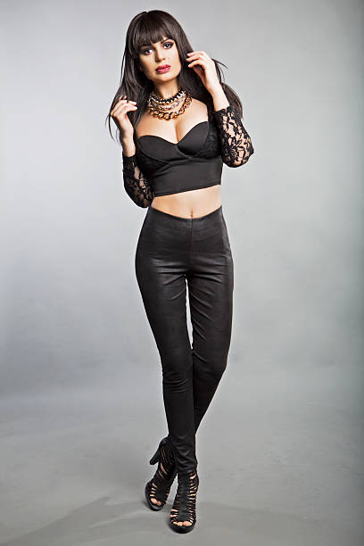 Sexy Latina stock photo