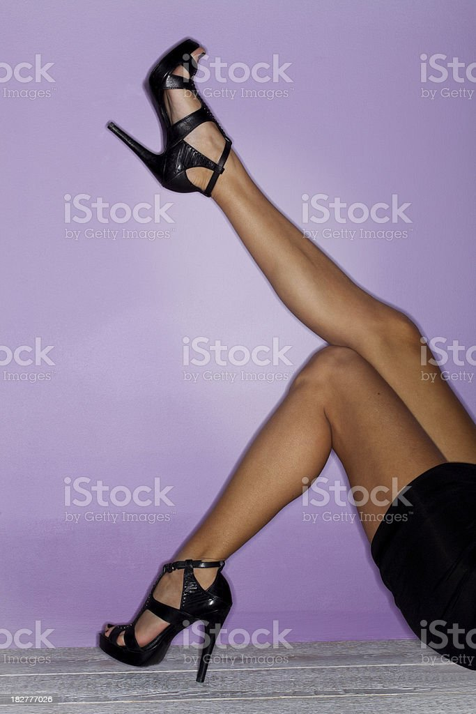 Sexy Legs And High Heels stock photo | iStock