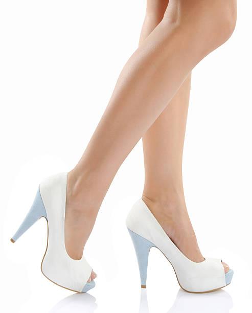 Sexy Beine mit High Heels – Foto