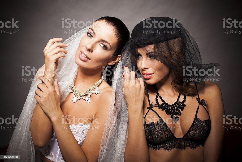 Lesbijki sexy zdjęcie