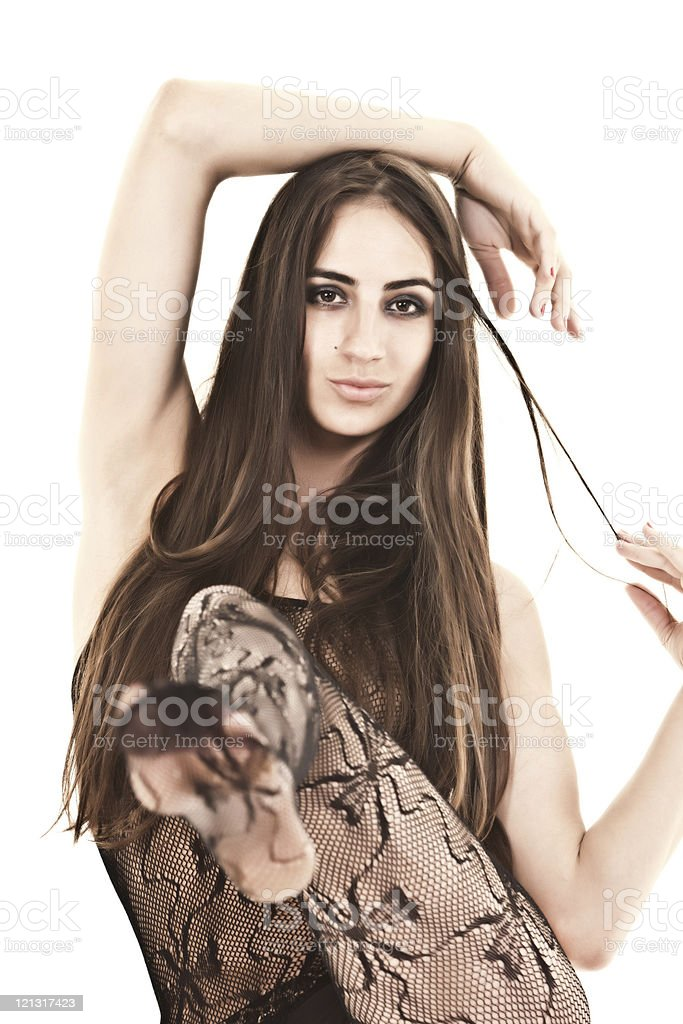 Sexy Lingerie royalty-free stock photo