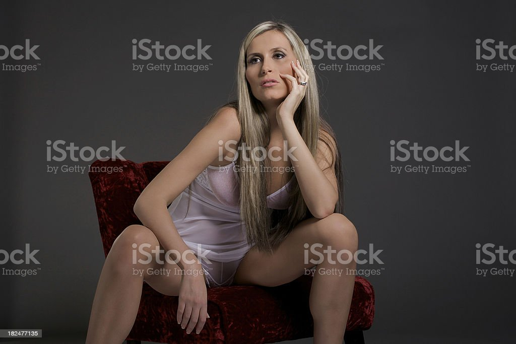 Sexy Lingerie stock photo
