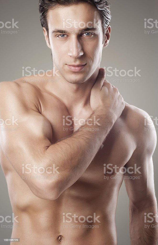 Sexy Male Model Stock Photo Download Image Now Istock
