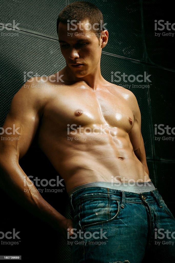 Сексуальные мужчины картины