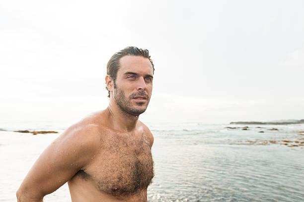 Sexy man in spanish