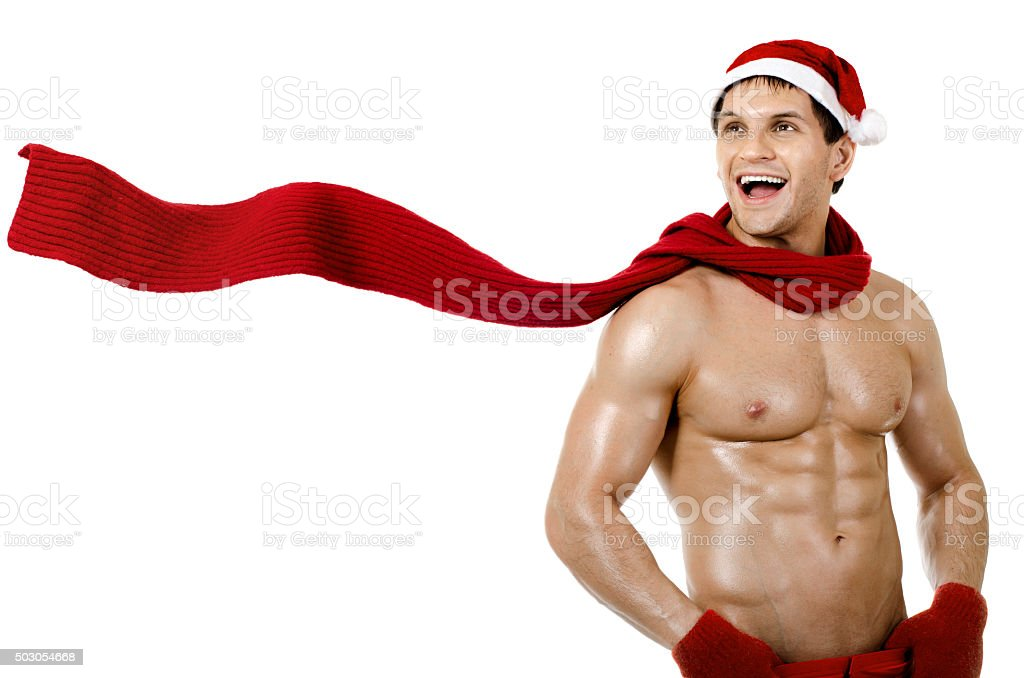 sexy man stock photo