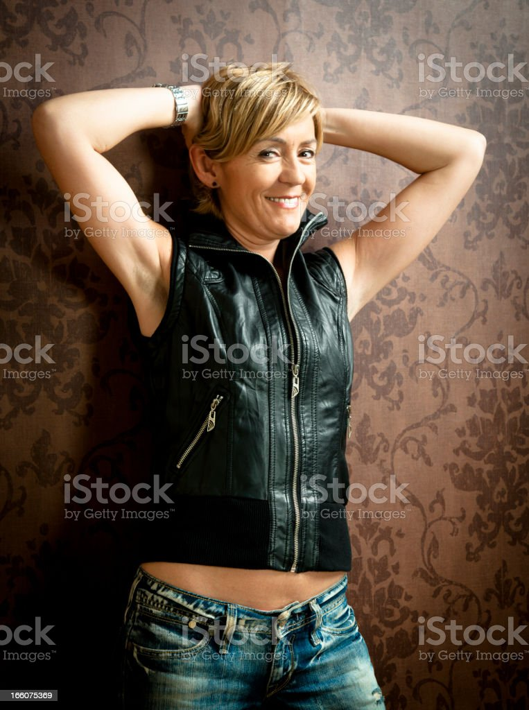 Sexy Mature Woman Stock Photo  More Pictures Of 40-44 Years  Istock-9117