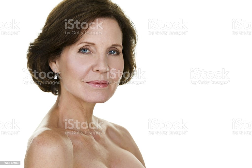Sexy Mature Woman Stock Photo  More Pictures Of 50-59 Years  Istock-6602