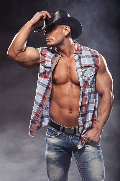 Best Nude Cowboy Stock Photos, Pictures  Royalty-Free Images - Istock-1286