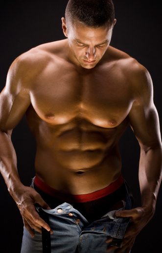 Sexy Guy Stock Photo - Download Image Now - iStock