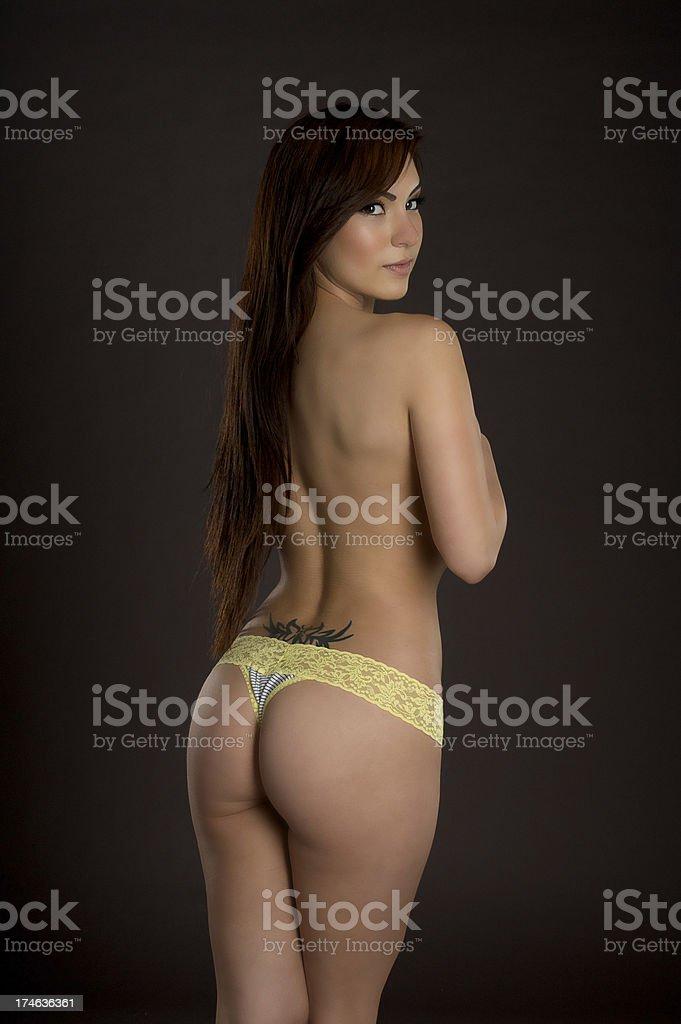 Sexy Panties royalty-free stock photo