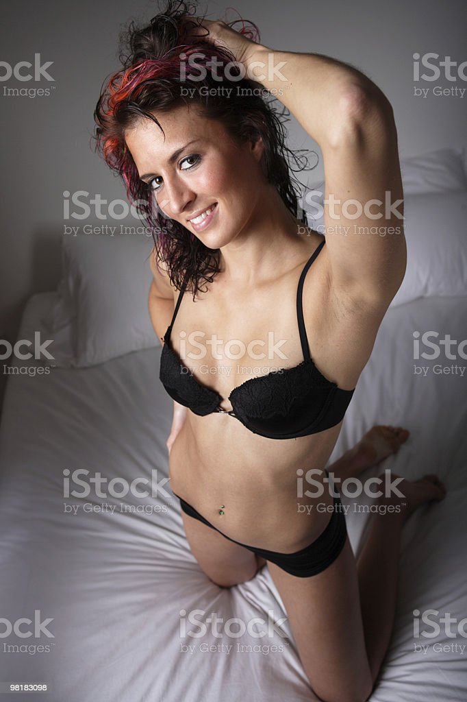 Sexy royalty-free stock photo
