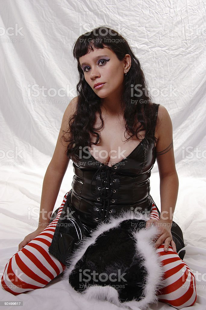 Sexy Pirate royalty-free stock photo