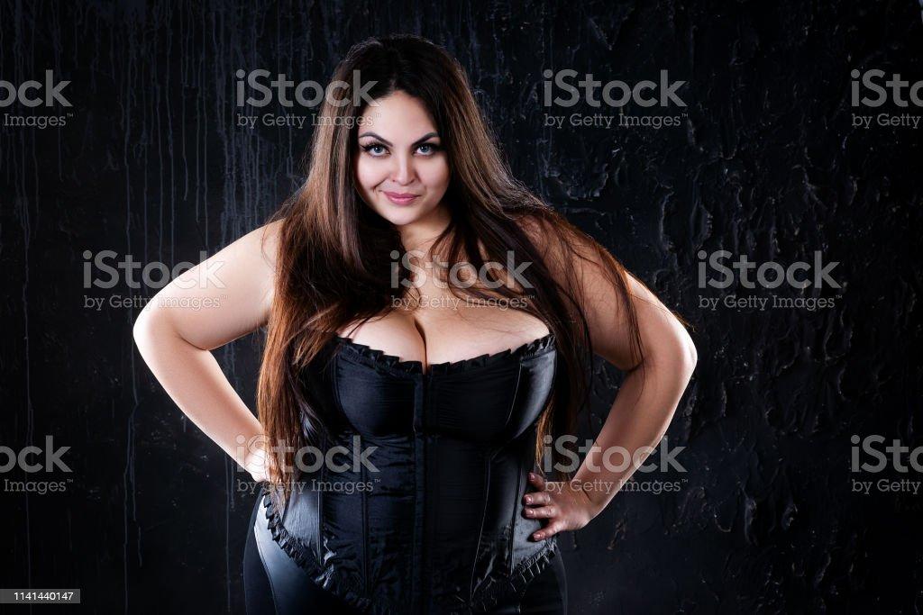 big fat sexy woman