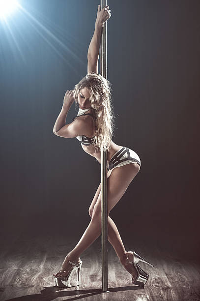 Best Pole Dance Stock Photos, Pictures & Royalty-Free ...