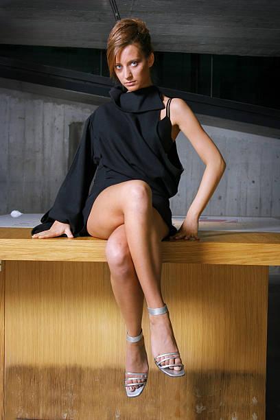 Secretária Sexy - foto de acervo