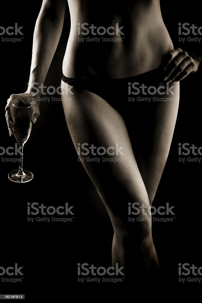 Sexy Shape stock photo
