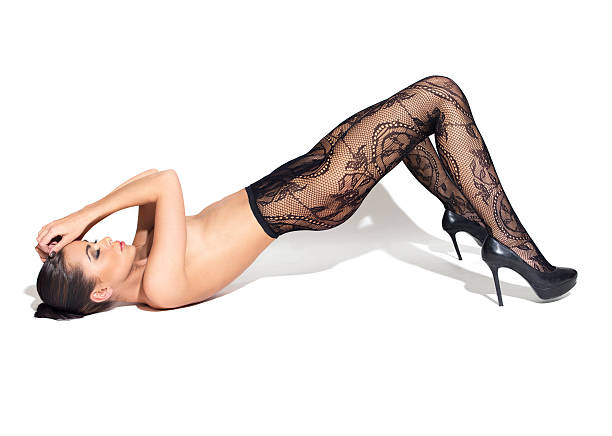 Sexy Stockings stock photo
