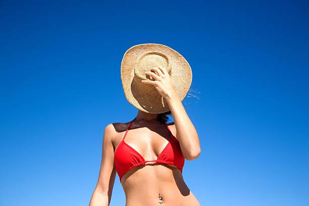Sexy Summer stock photo