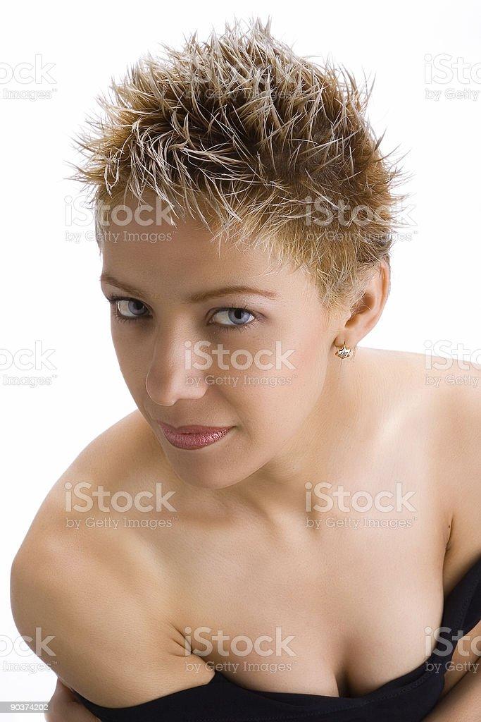 Sexy woman 3 royalty-free stock photo