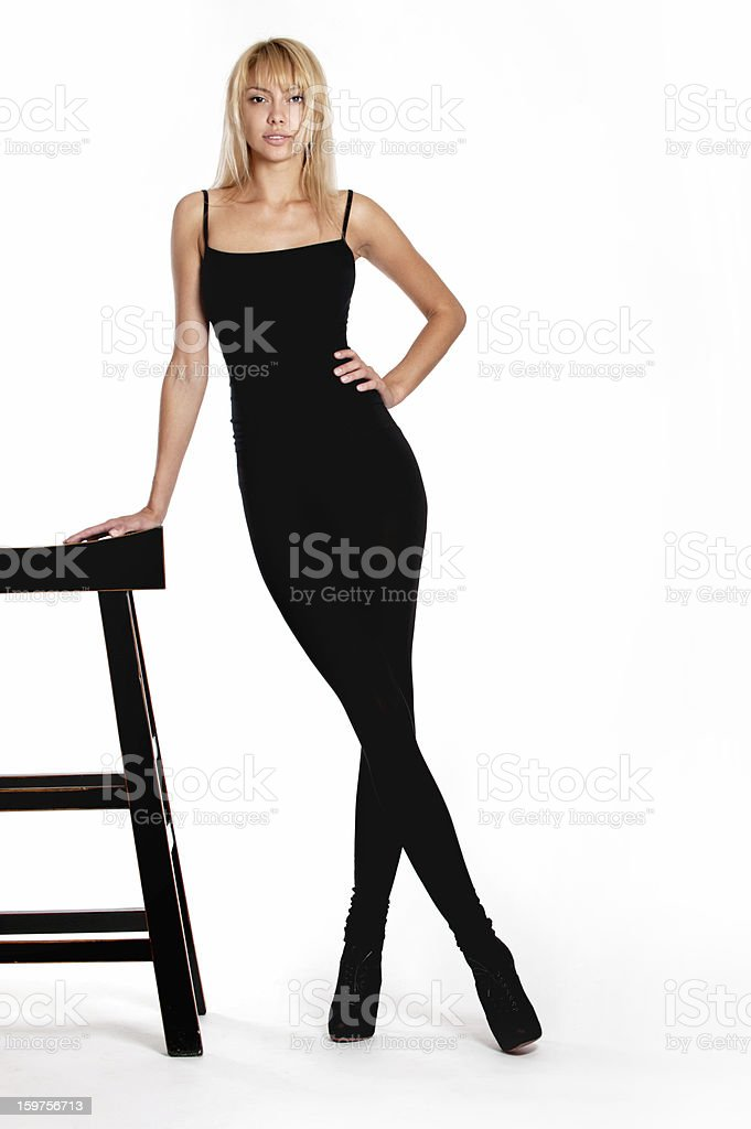 Sexy woman body royalty-free stock photo